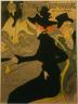 Henri Toulouse-Lautrec, French, 1864-1901 / Divan Japonais / 1893
