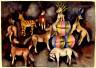 Maria Izquierdo, Mexican, born 1906 / Horses Actors / 1940