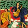 Henri Matisse, French, 1869-1954 / La Musique / 1939