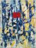 Phillip Leavitt / Red Window / 1960