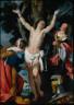 Bernardo Strozzi / St. Sebastian Tended by St. Irene and Her Maid / not dated