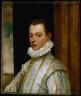 Domenico Tintoretto (Domenico Robusti, called Domenico Tintoretto) / Portrait of a Young Man / about 1580-85