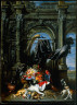 Jan Fyt / Still Life with Architecture / About 1645