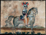 Unidentified / General Lafayette on Horseback / Dates not recorded