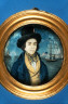 Unidentified American / Portrait of a Sea Captain / about 1810-20