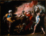 John Singleton Copley / Saul Reproved by Samuel / 1798