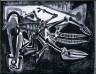 Pablo Picasso / The Homard / 1949
