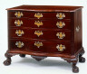 Artist not recorded / Chest of Drawers / about 1760