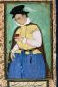 unidentified artist/maker / Portrait of a Portuguese gentleman / early 17th century