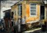 Winslow Homer / Street Corner, Santiago de Cuba / 1885