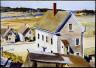 Edward Hopper / House by 'Squam River, Gloucester (Cape Ann, Massachusetts) / 1926