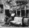 "Edward Hopper / Night: the ""L"" Traín / 1918"