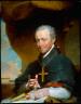 Gilbert Stuart / Bishop Jean-Louis Anne Magdelaine Lefebvre de Cheverus / 1823