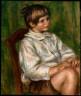Pierre Auguste Renoir / Coco (Claude Renoir) / 1910