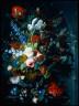 Jan van Huysum / Vase of Flowers in a Niche / about 1732-36