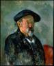 Paul Cézanne / Self-Portrait with a Beret / about 1898-99
