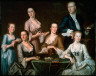 John Greenwood / The Greenwood-Lee Family / about 1747