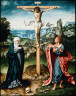 Joos van Cleve / The Crucifixion / about 1525