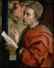 Rogier van der Weyden / St. Luke Drawing the Virgin / about 1435-40