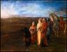 John La Farge / The Three Wise Men / 1878