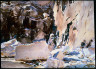 John Singer Sargent / Carrara: In a Quarry / 1911