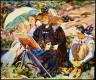 John Singer Sargent / Simplon Pass: The Lesson / 1911