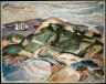 Marguerite Zorach / Sheep Island, Maine / 1919