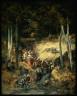 Narcisse Virgile Diaz de la Peña / Bohemians Going to a Fête / about 1844