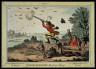 James Gillray / Cockney - Sportsmen Shooting Flying / not dated