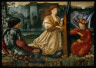 Sir Edward Coley Burne-Jones / The Love Song (Le Chant d'Amour) / 1865
