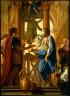 Eustache Le Sueur / Sacrifice to Diana / about 1644