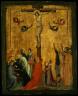 Bernardo Daddi / The Crucifixion / before 1328