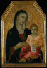 Lippo Memmi / Virgin and Child / not dated