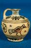 Artist not recorded / Aryballos / about 700-675 B.C.