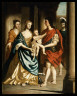John Smibert / Parting of Hector and Andromache / about 1750