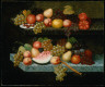 Joseph Goodhue Chandler / Still Life with Fruit / about 1866