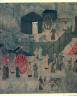 Artist not recorded / Lady Wenji's Return To China: Parting from Nomad Husband and Children / second quarter of the 12th century