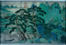 Ch'iu Ying / Peach Blossom Spring [Tao Hua-chien], poem by T'ao Ch'ien (365-427) / Dates not recorded