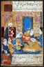 Artist not recorded / Birth Scene / 16th century
