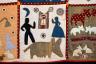 Harriet Powers / Pictorial quilt / 1895-98