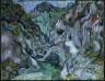Vincent van Gogh / Ravine / 1889