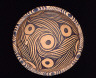 Artist not recorded / Basin with star and cloud patterns / Early 3rd millenium B.C.