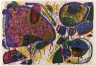 Sam Francis / Bright Jade Ghost, Variant I / 1963