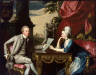 John Singleton Copley / Mr. and Mrs. Ralph Izard (Alice Delancey) / 1775