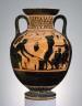 Plousios / Amphora / about 500-490 B.C.
