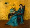 William Merritt Chase / Dora Wheeler / 1882-1883