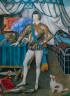 Nicholas Hilliard / Anthony Mildmay / c. 1590-1593