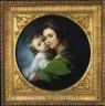 Benjamin West / Mrs. West with Raphael West / c. 1770