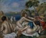 Auguste Renoir / Three Bathers / 1897