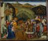 Giovanni di Paolo / Adoration of the Magi / c. 1442